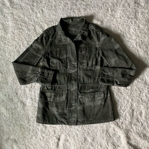 Aeropostale camo jacket